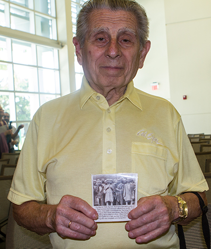 Holocaust Survivor-500