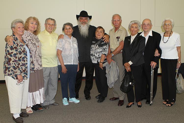 Holocaust Survivors Group-740