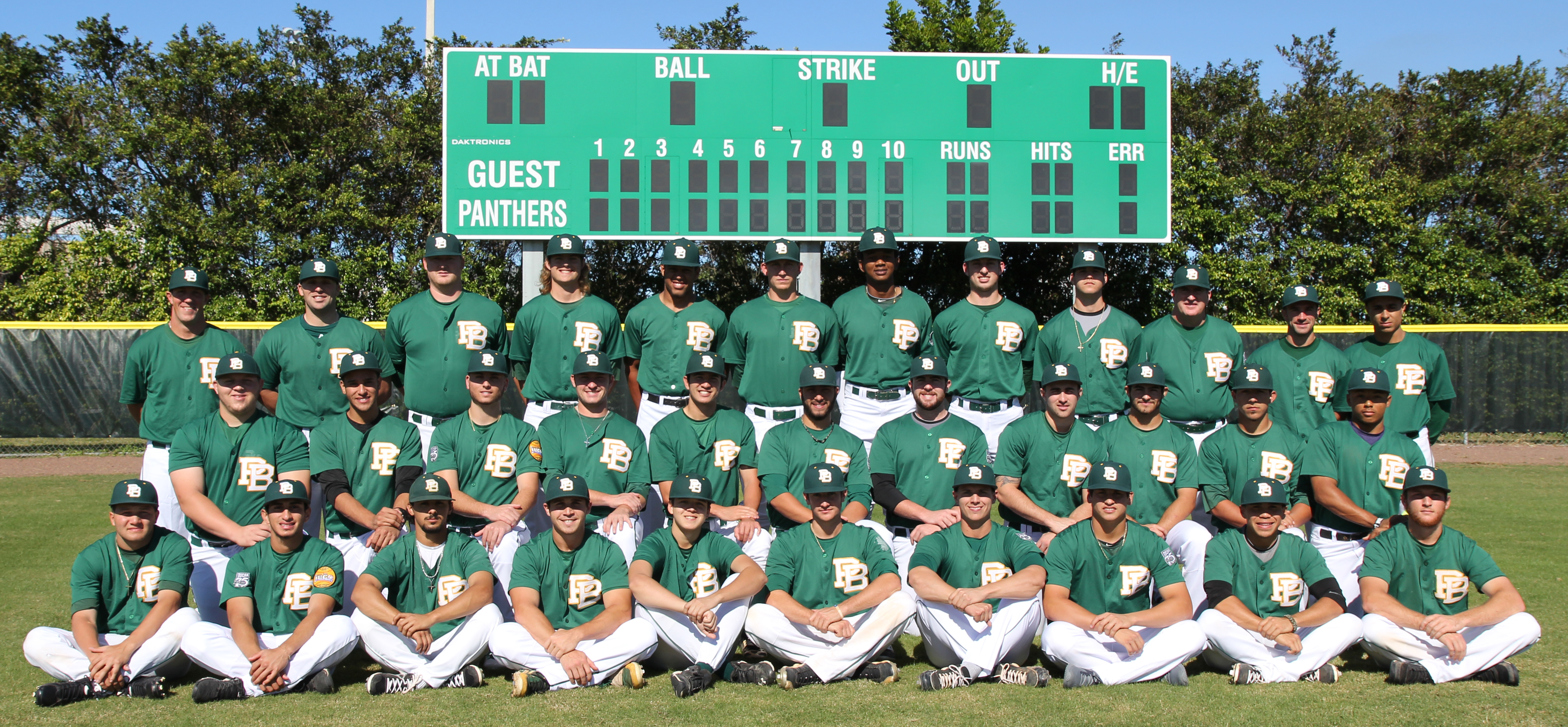 Panther baseball team heads to state tournament | Palm Beach State News