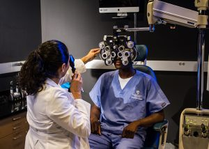 Ophthalmic Medical Technology