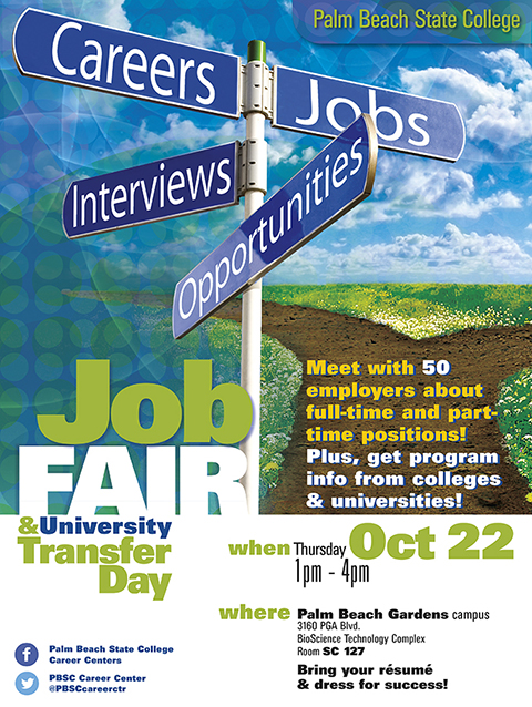 Job Fair Oct. 2015