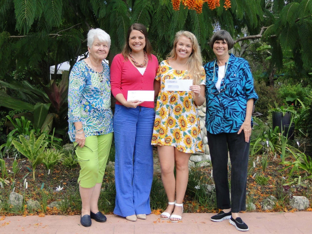 Horticulture Student Scholarship Winners