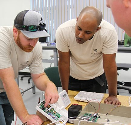 Security & Automation Systems Technician program