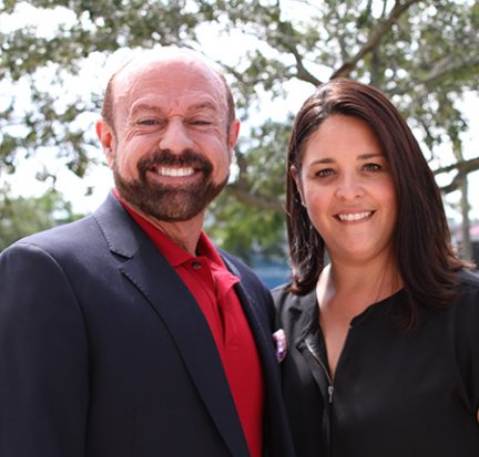 Dr. Joaquin Garcia and Susy Martinez-White