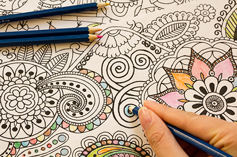 Month of Mindfulness-Coloring