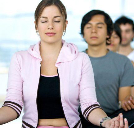 Month of Mindfulness-Meditation