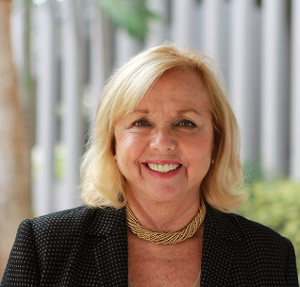 Katherine Culhane of FSBDC at PBSC