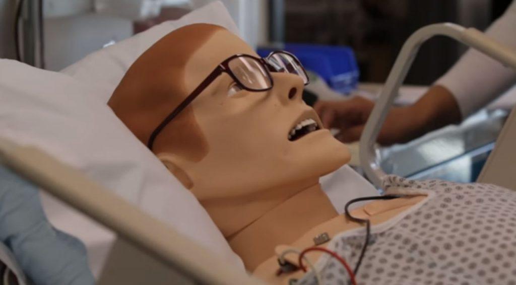 Medical Simulation at PBSC