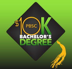 PBSC $10K Bachelor's Degree