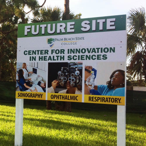 Center for early learning closes new plans for the - Palm beach state college gardens campus ...