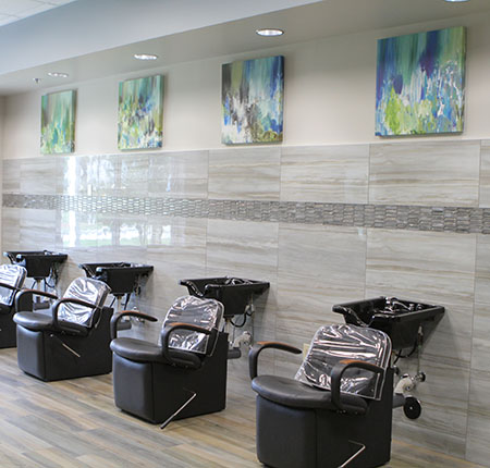 Belle Glade campus salon