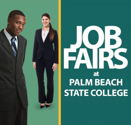 Job Fairs at PBSC