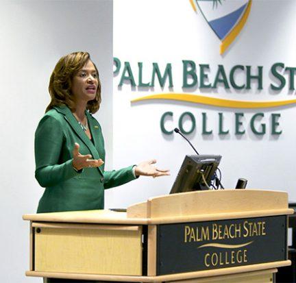 PBSC President Ava L. Parker, J.D.