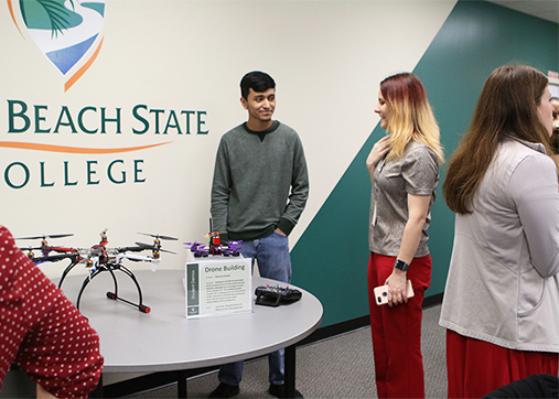 Innovation Lab-Drone Building
