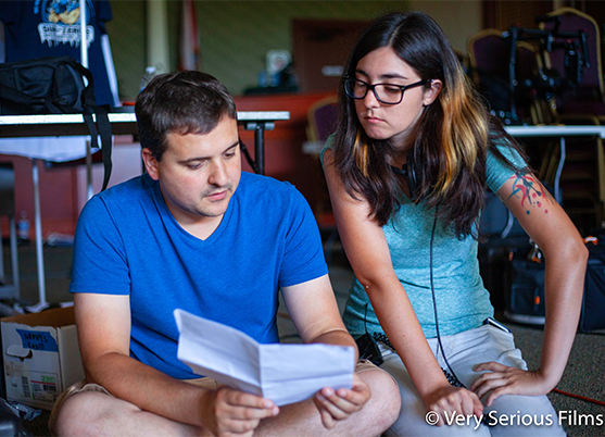 Josh and Kat Brady
